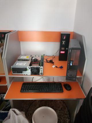 mesas para ordenadores