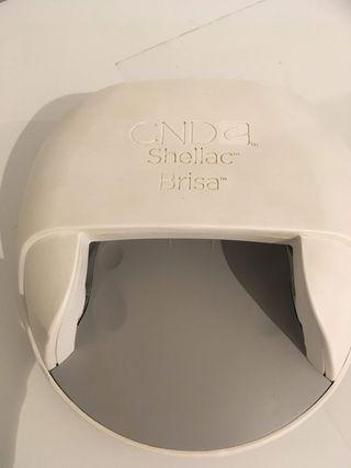 Lampara CND C Led para uñas