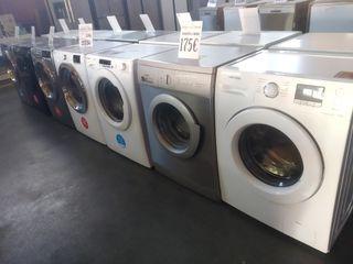 Lavadoras de oferta