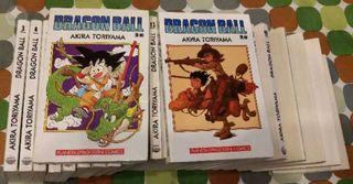 Manga Dragon Ball Tomos 1-17 serie Blanca