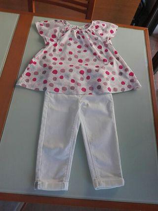 93b668cd5 Pantalones para niñas de segunda mano en Meliana en WALLAPOP