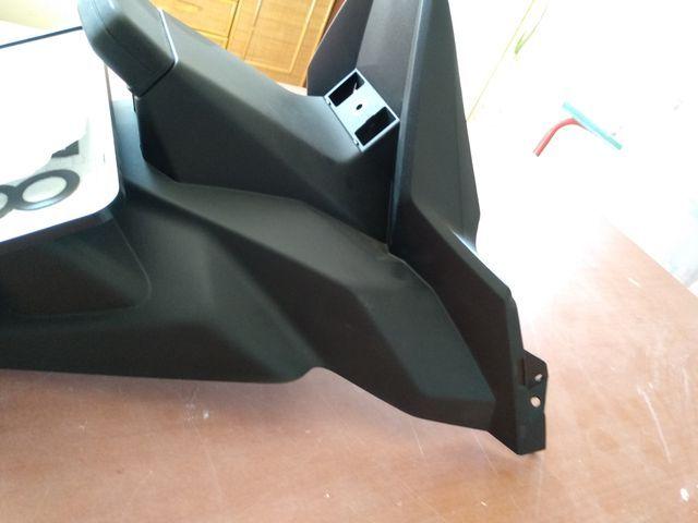portamatriculas yamaha x max 400 original