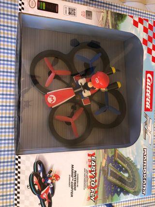 Dron MarioKart.