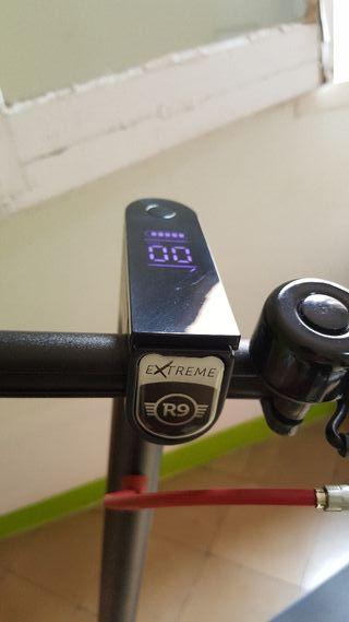 Patinete eléctrico R9-EXTREME Marca: iWatRoad