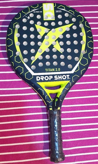 Pala padel Drop Shot Titan 2.0