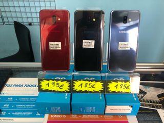 Samsung Galxy J6 +