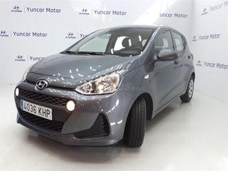 Hyundai i10 seminuevo en Fuenlabrada 2018