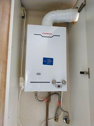 Calentador de agua CORBERO