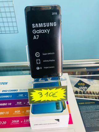 Samsung Galaxy A7 2018 OFERTA!!!!