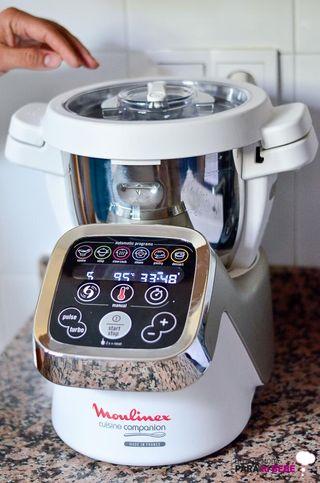 cuisine companion robot de cocina gama alta