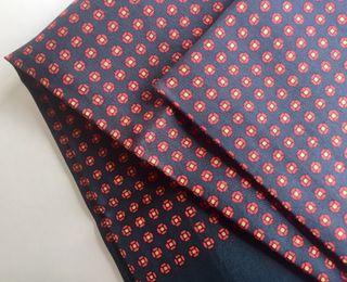 Pañuelo foulard de seda