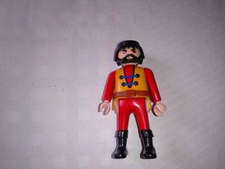 Playmobil bandido medieval