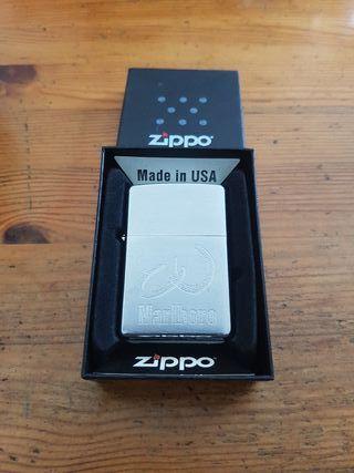 Zippo marlboro usado