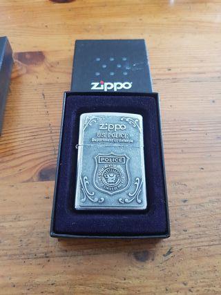 Zippo Police usado