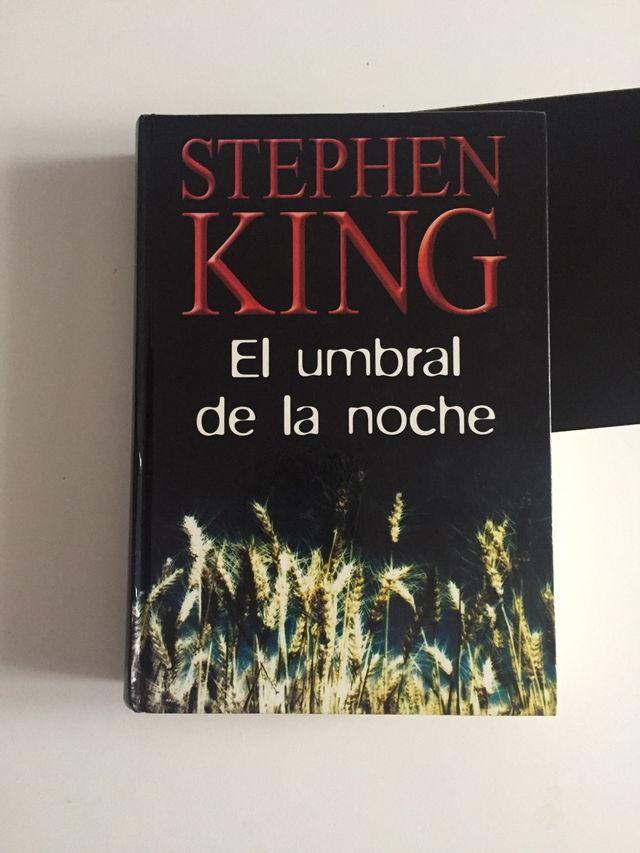 El Umbral De La Noche De Stephen King De Segunda Mano Por 10 En