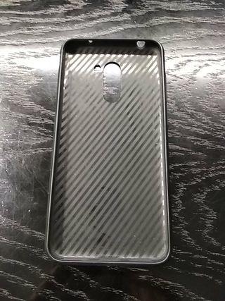 funda negra Xiaomi Pocophone F1 carcasa