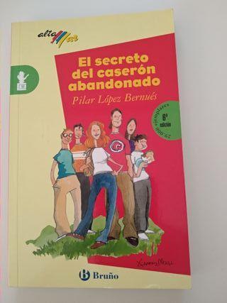 El secreto del caserón abandonado, Pilar López