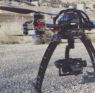 VENDO DRON PROFESIONAL