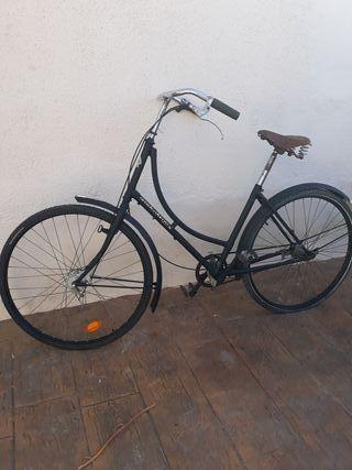 Bicicleta americana contrapedal