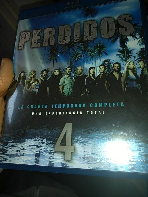 Temporada 4 Perdidos Lost Blu-ray de segunda mano por 10 € en Getafe ...