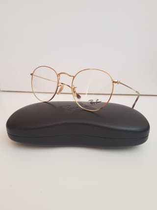 b99c7b8e3a405 Gafas Ray Ban redondas de segunda mano en WALLAPOP