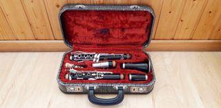 Clarinete madera Bb SELMER 10 France