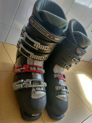 botas de esqui salomon performa talla 27.5 43 44