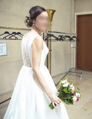 Robe mariée