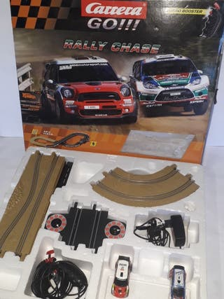 Rally chase Carrera GO, Scalextric