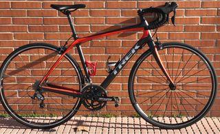 Bici Ctra carbono TREK DOMANE TALLA 54