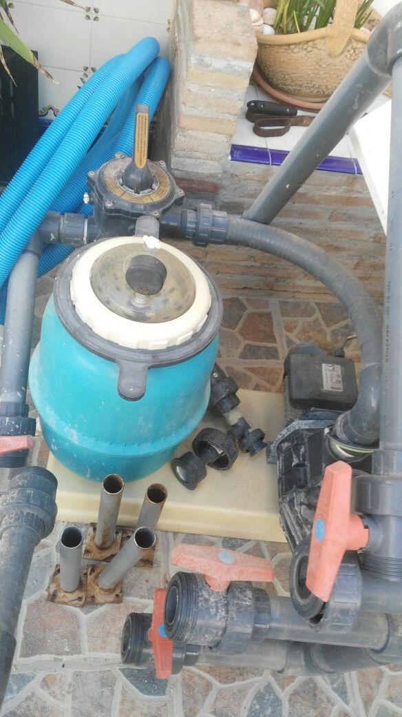 motor de piscina