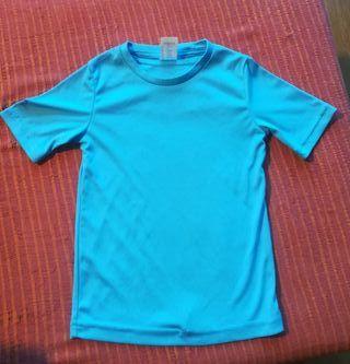 camiseta proteccion solar bebe imaginarium
