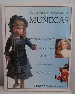 LIBRO DEL COLECCIONISTA DE MUÑECAS