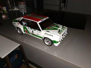 rally legend 1/10 radio control rc.