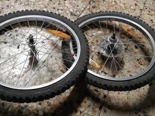 ruedas completas bicicleta