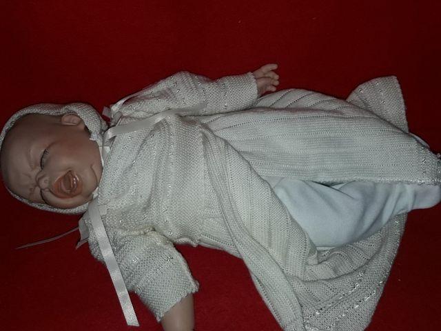 muñeco bebé muy real carácter