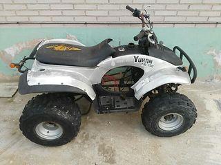 Despiece de quad Yukon yxl 150