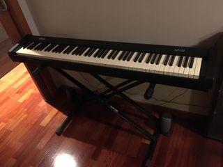 piano korg de segunda mano en wallapop. Black Bedroom Furniture Sets. Home Design Ideas