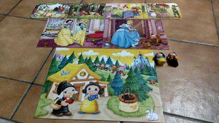 Puzzles de cuentos