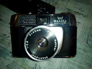 Camara fotografica vintage