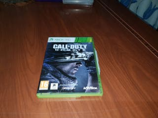 VIDEOJUEGO XBOX360 CALL OF DUTY GHOSTS