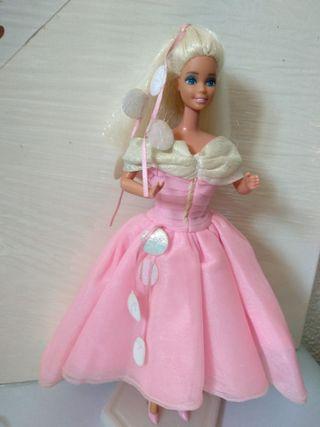 Barbie Feliz Cumpleaños Happy Birthday de 1989