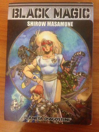 Black Magic. Shirow Masamune