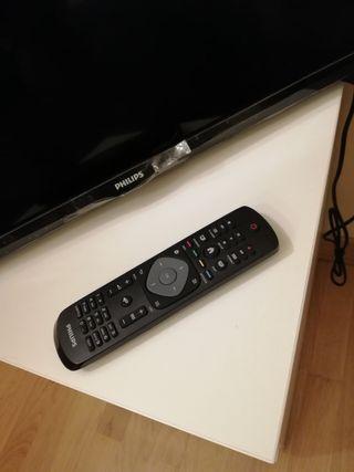 """TV. Phillips Nueva """"Pantalla rota"""" 24 pulgadas"""