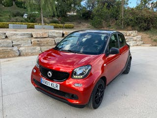Smart Forfour Automatico 0,9 90cv 3500km