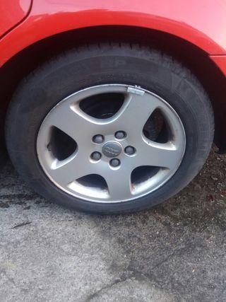 ruedas 5 x 112 R16
