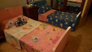 camas para niño