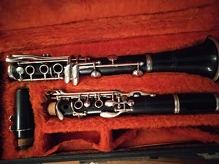vendo clarinete Noblet París