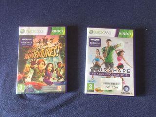 Juegos Kinect Xbox 360