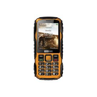 Maxcom mm920 amarillo móvil resistente con cámara